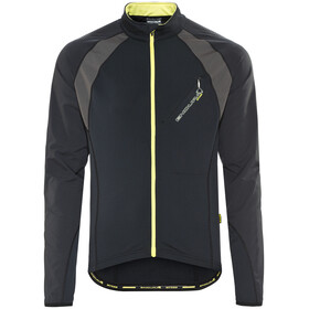 Endura MT500 Full Zip II Long Sleeve Jersey Men black